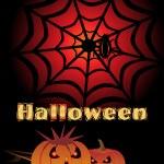 Illustration for halloween — Stock Vector #4062930
