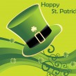 Royalty-Free Stock Vector Image: Illustration for st patrick day