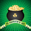 Illustration for happy st. patrick — Stock Vector #4207596