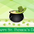 Illustration for happy st. patrick — Stock Vector #4207601