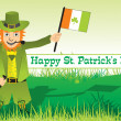 Illustration for happy st. patrick — Stock Vector #4207618