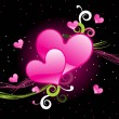 Abstract love background — 图库矢量图片 #4225256