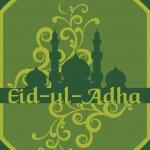 Vector illustration for eid ul adha — Stock Vector #4269496