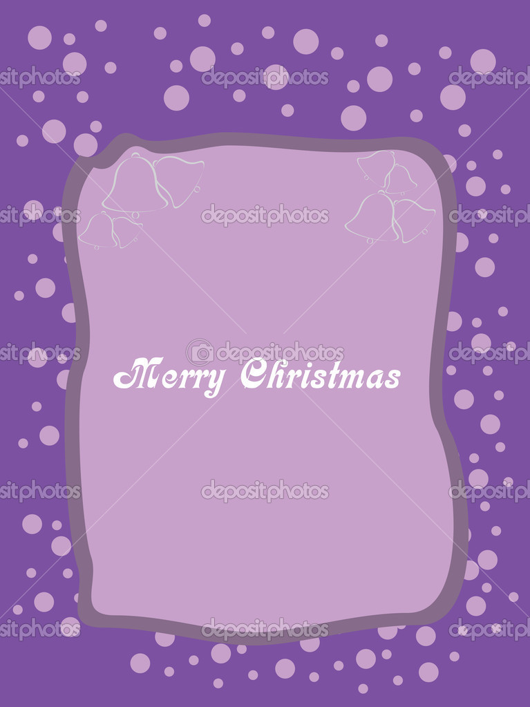 Vector illustration for merry xmas celebration — Stock Vector #4284210