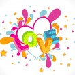 Royalty-Free Stock Imagen vectorial: Vector illustration for love