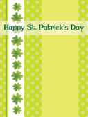Illustration for st. patrick — Vector de stock