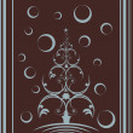 Vector illustration for merry christmas — Stock Vector #4462842