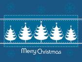Vektorové ilustrace pro veselé vánoce — Stock vektor
