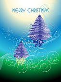 Vector illustration for merry christmas — Stock Vector