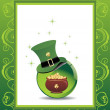 Illustration for patricks day — Stockvector #4831047