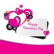 Royalty-Free Stock Obraz wektorowy: Illustration for valentine day