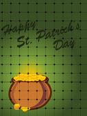 Illustration for happy st patricks day — Stock Vector