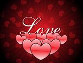Illustration pour la saint-valentin — Vecteur