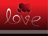 Illustration for valentine day — Stock Vector