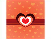 Illustration for valentine day — Stockvektor