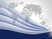 Vector business concept — Stock Vector