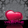 Vector for valentine day — Vettoriali Stock