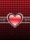 Romantische concept voor liefde dag — Stockvector