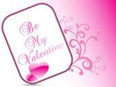 Vector for valentine day celebration — Stock Vector