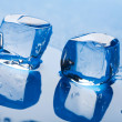 Melting ice cubes — Stock Photo #3529926