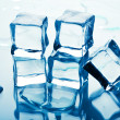 Melting ice cubes — Stock Photo #3565179