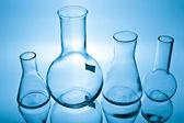 化学の実験装置 — ストック写真