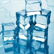 Melting ice cubes — Stock Photo #3596914