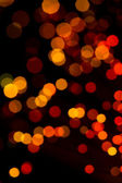 Abstract red lights background — Stockfoto