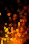 Abstracte rode en gele lichten achtergrond — Stockfoto