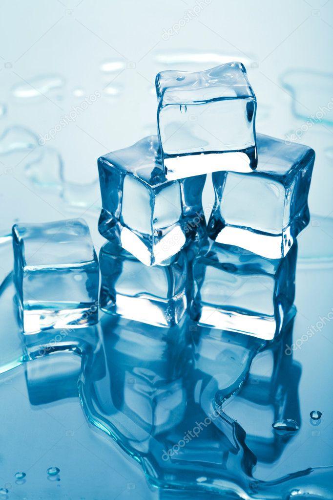 Лёд стимулятор кожи