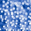 Abstract blue lights background — Stock Photo #3603318