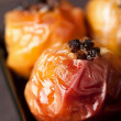 Baked apples — Stock Photo #3609104