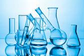 Chemical laboratory equipment — Stock Photo