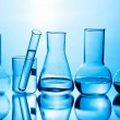 Stock Photo: Chemical laboratory equipment