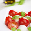 Caprese salad — Stock Photo #3815544