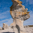 Limestone pillars — Stockfoto #3815552