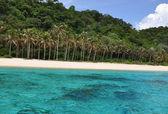 Paradise beach, Boracay — Stock Photo