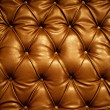 Sepia picture of genuine leather upholstery — Stock Photo #4744322