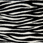 textura de la tela de cebra — Foto de Stock
