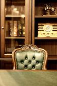 Diseño del gabinete de lujo — Foto de Stock