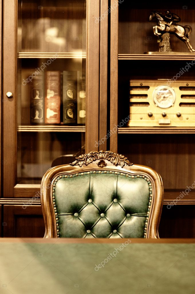 Luxury cabinet design  Stock Photo #4784213