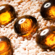 Royalty-Free Stock Photo: Amber decoration