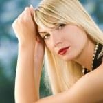 Beautiful young woman portrait — Stock Photo #4800721
