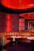 Nightclub interior — Stock Photo
