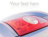 Car stop-light — Stock Photo