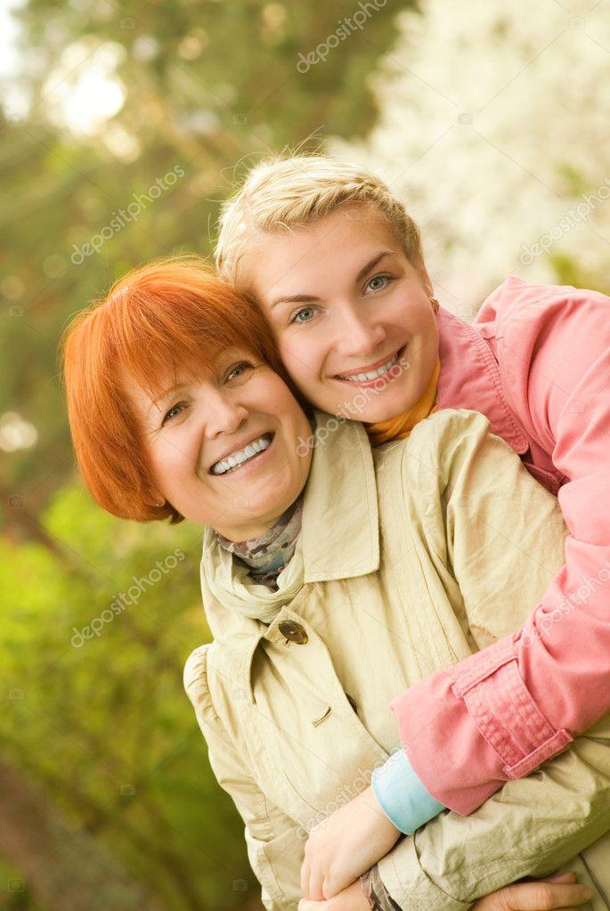 Развлечении матери с дочерью 2 фотография