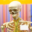 Dead office worker - Stockfoto