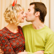 Young couple in love - 