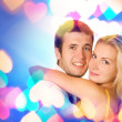 Young couple in love — Stock Photo #4903474