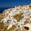 Beautiful landscape view (Santorini Island, Greece) — Stock Photo #4959075
